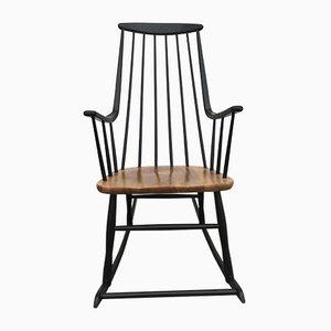 Rocking Chair par Lena Larsson pour Nesto, 1960s