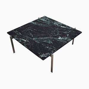 Danish Marble Model PK61 Coffee Table by Poul Kjaerholm for Fritz Hansen, 1950s