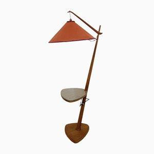 Floor Lamp by Vaclav Rada for Uluv, 1950s