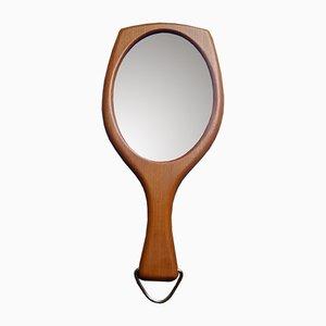 Mid-Century Hand Mirror, 1960s