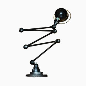 Mid-Century Floor Lamp by Jean-Louis Domecq for Jieldé