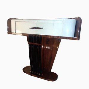 Vintage Art Deco Console Table