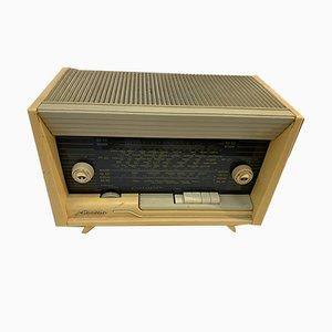 Radio vintage de Schneider, años 50