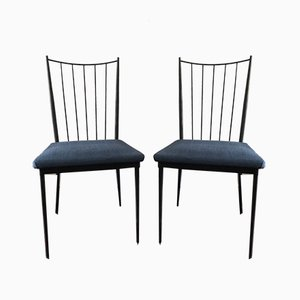 Dining Chairs by Gueden Colette, 1950s, Set of 2