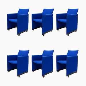 Esszimmerstühle von Geoffrey Harcourt für Artifort, 1998, 6er Set