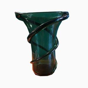 Blown Glass Vase, 1950s