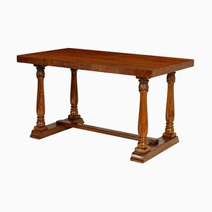 Antique Italian Walnut Desk