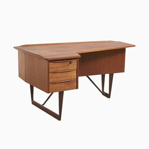 Boomerang Desk by Peter Løvig Nielsen, 1950s