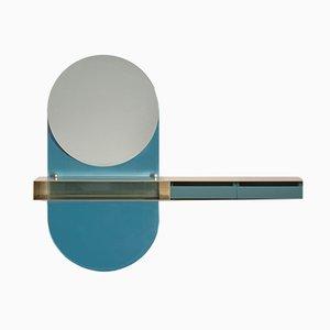 Vivian Mirror by Mauro Accardi & Silvia Buccheri for Medulum