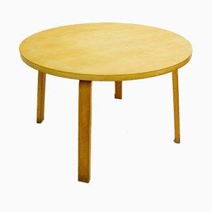 Mesa de comedor de Alvar Aalto, años 60