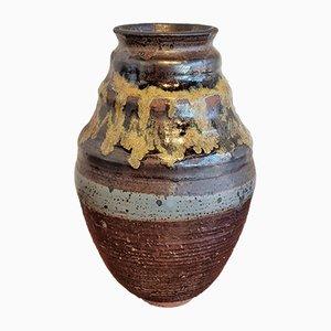 Vase Rustique d'Alan Vigland, années 70