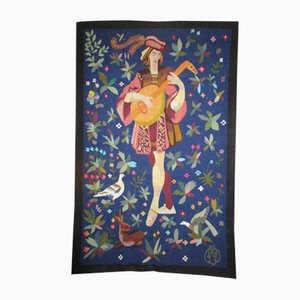 Wall Tapestry, 1980s