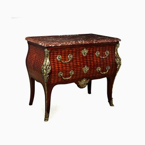 Antique French Rosewood and Gilt Bronze Dresser, 1860s