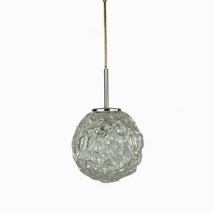 Lampada da soffitto Space Age di Hillebrand Lighting, anni '60