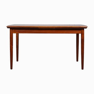 Teak Dining Table by Johannes Andersen for Samcom, 1960s