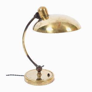 Vintage Brass 6631 Table Lamp by Christian Dell for Kaiser Idell / Kaiser Leuchten