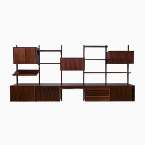 Rosewood Shelf by Poul Cadovius, 1950s