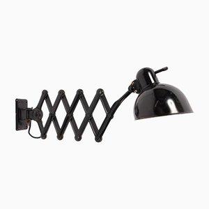 6718 Scissor Wall Light by Christian Dell for Kaiser Idell / Kaiser Leuchten, 1960s