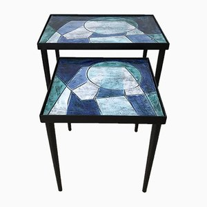 Nesting Tables by Robert Cloutier, 1960s