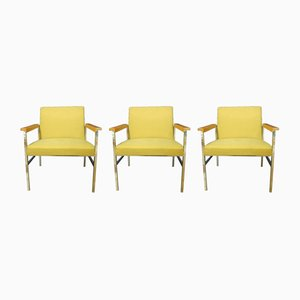 Sessel von Thonet, 1960er, 3er Set