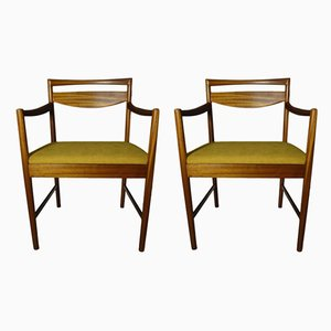Mid-Century Dining Chairs from McIntosh, Set of 2