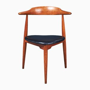 Model FH 4103 Dining Chair by Hans J. Wegner for Fritz Hansen, 1950s