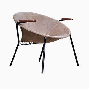 Dänischer Balloon Chair von Hans Olsen für Lea Design, 1960er