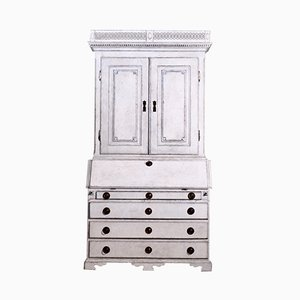 Antique Gustavian Cabinet