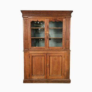 19th Century Welsh Pinewood Cupboard