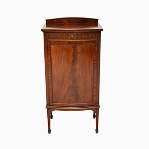 Antique Edwardian Mahogany Cabinet