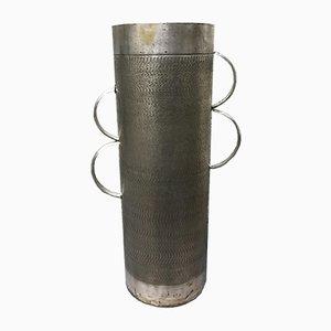 Mid-Century Schirmständer aus Metall
