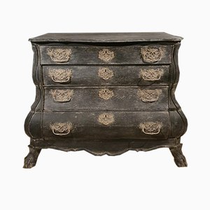 18th Century Dutch Black Dresser
