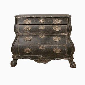 18th Century Dutch Black Dresser
