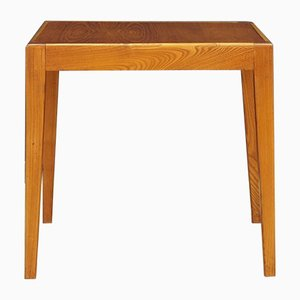Vintage Danish Teak and Veneer Side Table