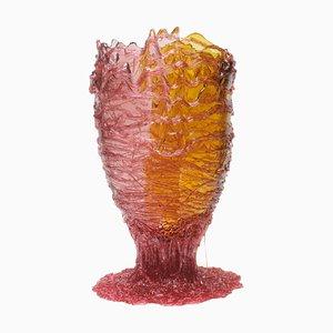 Vaso Spaghetti Extracolor di Gaetano Pesce per Fish Design