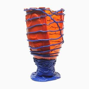 Vase Extracolor Pompitu II par Gaetano Pesce pour Fish Design