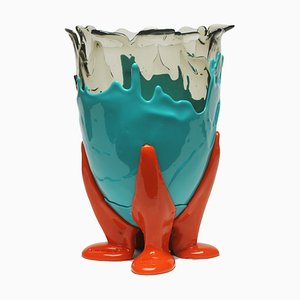 Vase Extracolor Clair par Gaetano Pesce pour Fish Design
