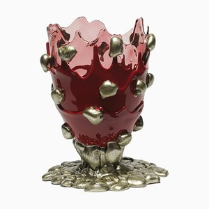 Nugget Extracolor Vase by Gaetano Pesce for Fish Design