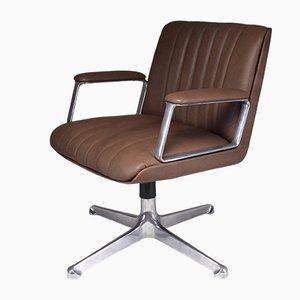 Silla de escritorio Mid-Century de Osvaldo Borsani, años 60