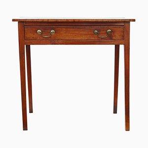 Antique Georgian Mahogany Desk, 1800s