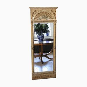 Large Vintage Gilt Wall Mirror, 1920s