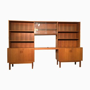 Swedish Teak Shelf, 1960s