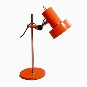 Lámpara de mesa modelo Arancino italiana industrial, años 60