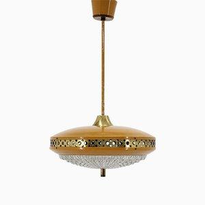 Lampe à Suspension Mid-Century, années 60
