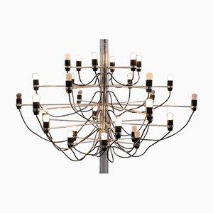 Lámpara de araña Núm. 2097/30 Mid-Century de Gino Sarfatti para Arteluce, años 60