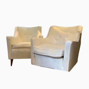 Armchairs by Gio Ponti for Cassina, 1940s, Set of 2