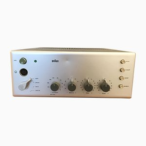 Amplificatore CSV 300 di Dieter Rams per Braun, anni '70