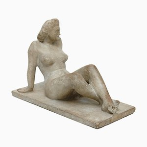 Spanish Female Sculpture, 1930s