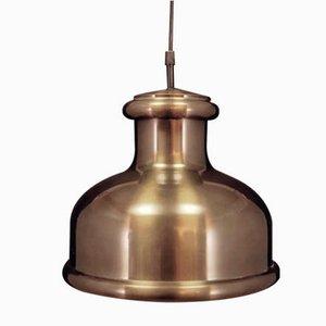 Vintage Danish Pendant Lamp from Holmegaard