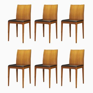 Dining Chairs by Ludovica & Roberto Palomba for Crassevig, 1990s, Set of 6